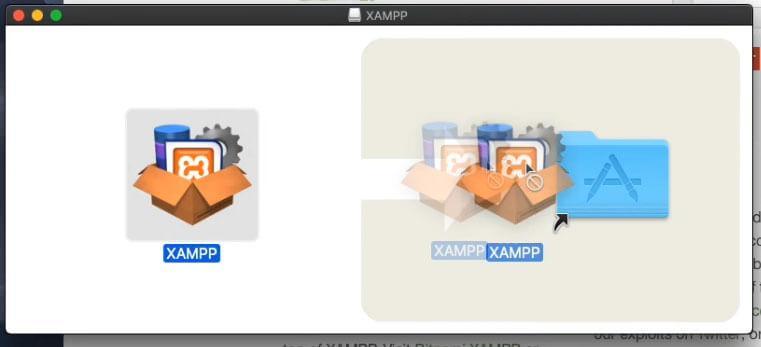 xampp-vm установка